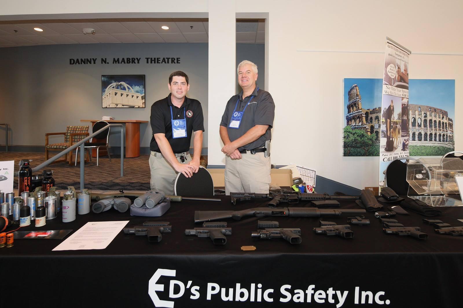 Ed Turner - Ed's Public Safety