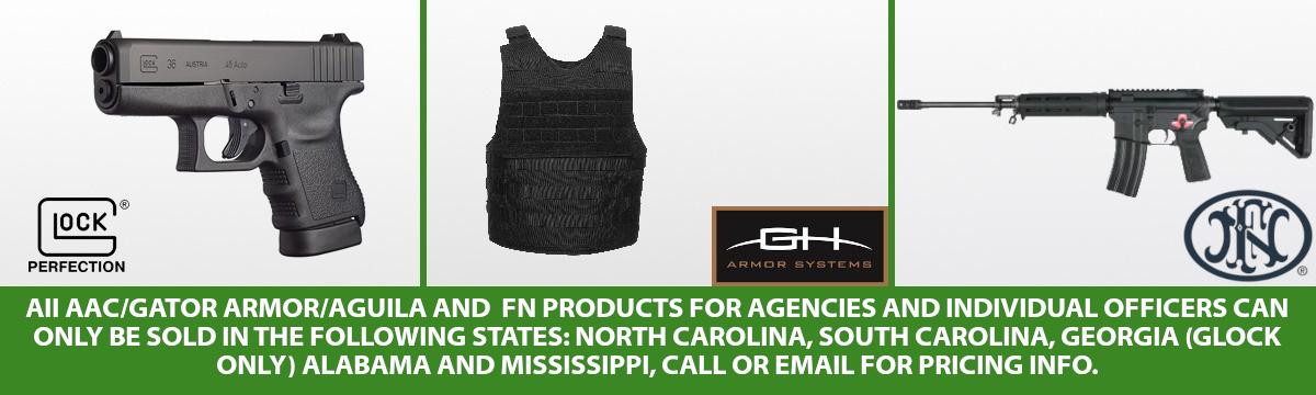 Law Enforcement Gun Sales in Georgia